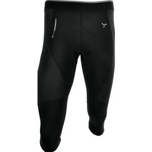 Pánské 3/4 cyklistické kalhoty Silvini FORTORE MP1005 black, Silvini