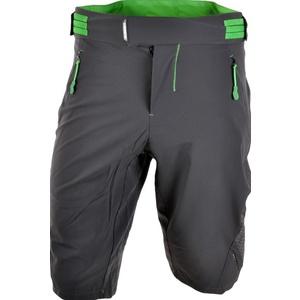 Pánské MTB kalhoty Silvini TALFER MP1015 charcoal-forest, Silvini