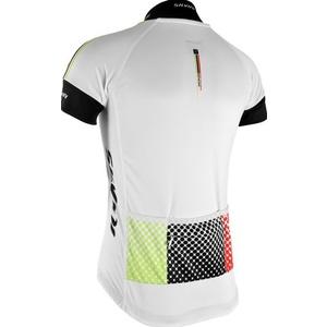Dětský cyklistický dres Silvini TEAM kids CD842K white, Silvini