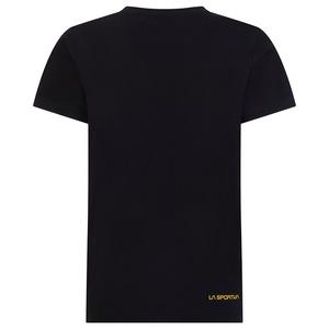 Pánské tričko La Sportiva Logo Tee Black, La Sportiva