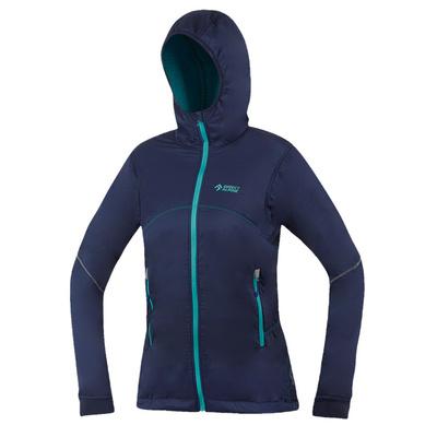 Bunda Direct Alpine Bora Lady indigo/menthol, Direct Alpine
