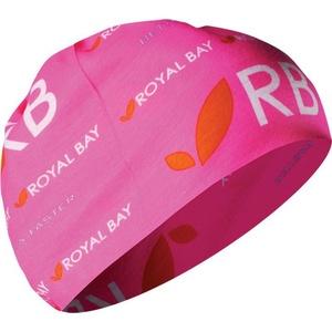 Multifunkční šátek ROYAL BAY neon pink 3099, ROYAL BAY®