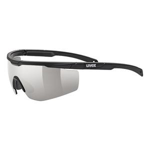 Sportovní brýle Uvex SPORTSTYLE 117 Black Mat (2216) , Uvex