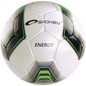 Fotbalový míč Spokey ENERGY bílo-zelený vel.4, Spokey