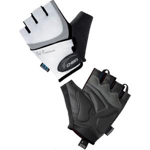Cyklo rukavice Chiba LADY GEL, bílo-černé 30905.0110, Chiba