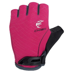 Cyklo rukavice Chiba LADY MATRIX, růžové 30917.23-1, Chiba