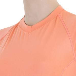 Dámské triko Sensor COOLMAX FRESH apricot 17100025, Sensor