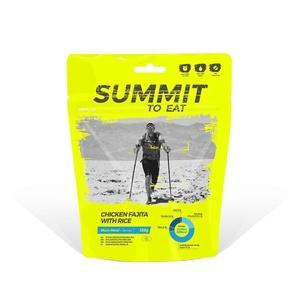 Summit To Eat dušené kuře Fajita s rýží 802100, Summit To Eat