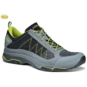 Boty Asolo Fury MM cloudy grey/black/A146, Asolo