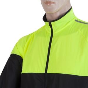 Pánská bunda Sensor NEON černá/žlutá reflex 17100115, Sensor