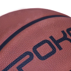Basketbalový míč Spokey BRAZIRO II hnědý velikost 7, Spokey
