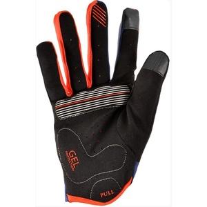 Pánské rukavice Silvini GATTOLA MA1019 navy-orange, Silvini
