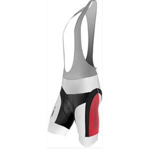 Pánské cyklistické kalhoty Silvini MERRE MP605 white-red, Silvini