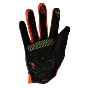 Dětské rukavice Silvini CERVO CA1027 navy-orange, Silvini