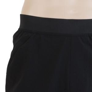 Pánské běžecké šortky Sensor TRAIL černá/reflex žlutá 17100106, Sensor
