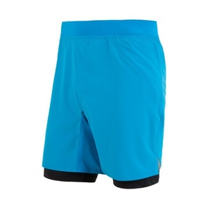 Pánské běžecké šortky Sensor TRAIL modrá/černá 17100107, Sensor