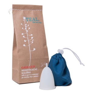 Hygienický kalíšek TEAL Gaia Cup S 09140T, Teal