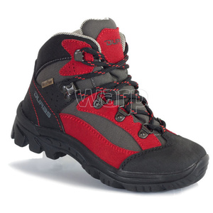 Boty Duras Rocker Kid II Comfortex red/black, Duras