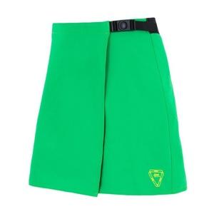 Dámská cyklistická sukně Sensor CYKLO LUNA zelená 15100115, Sensor