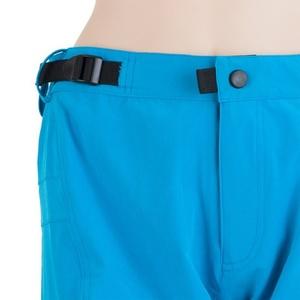 Dámské cyklo kalhoty Sensor Helium modrá/bílá 17100100, Sensor