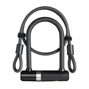 Zámek AXA Newton Mini 150/14 + kabel 100/8 klíč černý 59502795SS, AXA