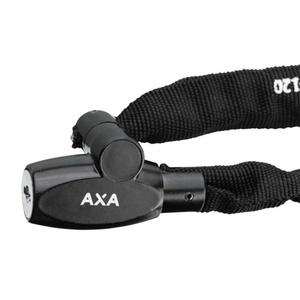 Zámek AXA Rigid chain RCC 120 klíč černý 59542095SS, AXA