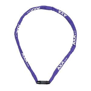 Zámek AXA Rigid chain RCC 120 kód fialový 59540395SS, AXA