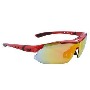 Brýle na in-line Tempish CONTRA red, Tempish