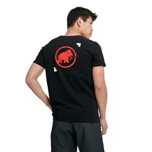 Pánské tričko Mammut Logo T-Shirt Men (1017-07295) black PRT2, Mammut