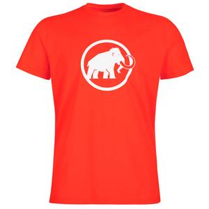 Pánské tričko Mammut Logo T-Shirt Men (1017-07295) spicy