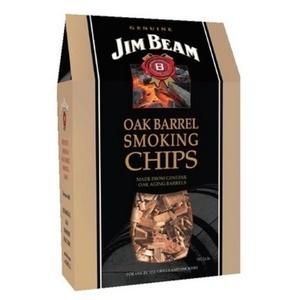 Dřevěné lupínky na uzení Jim Beam