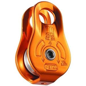 Kladka PETZL Fixe P05W oranžová, Petzl