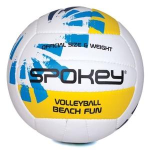 Volejbalový míč Spokey BEACH FUN modro-bílý č.5, Spokey