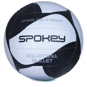 Volejbalový míč Spokey BULLET černo-bílý, Spokey