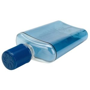 Láhev Nalgene Flask Blue with Blue Cap 2181-0007, Nalgene