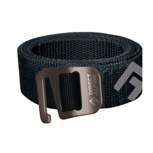 Pásek Direct Alpine BELT BASIC black (logo), Direct Alpine