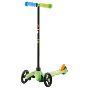 Koloběžka Mini Micro Sporty Neon Green, Micro