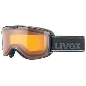 Lyžařské brýle Uvex UVEX SKYPER LGL, black/lasergold lite (2029), Uvex