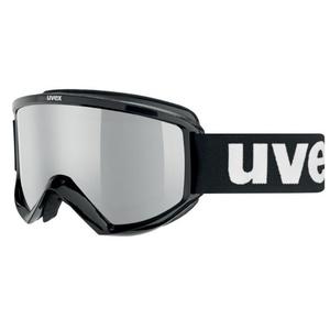 Lyžařské brýle Uvex FIRE FLASH, black/litemirror silver (2026), Uvex