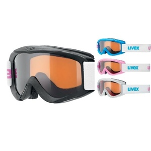 Lyžařské brýle Uvex SNOWY PRO SET, polarwhite/black/iceblue/pink, Uvex