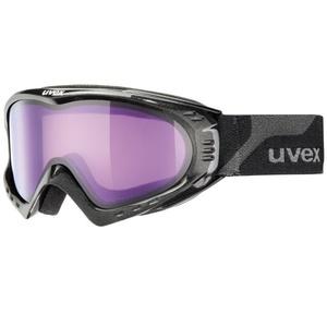 Lyžařské brýle Uvex F 2, black met/ psycho (2124), Uvex