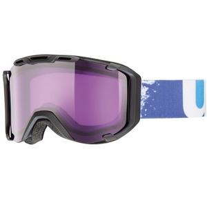 Lyžařské brýle Uvex UVEX SNOWSTRIKE, black mat/psycho (2224), Uvex