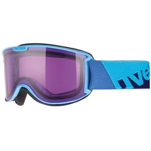 Lyžařské brýle Uvex UVEX SKYPER, cyan/psycho (4022), Uvex