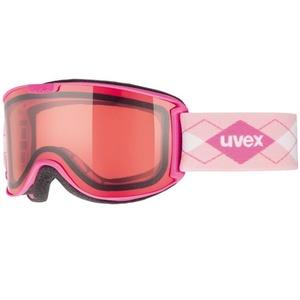 Lyžařské brýle Uvex UVEX SKYPER, pink/relax (9022), Uvex