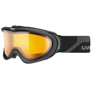 Lyžařské brýle Uvex UVEX COMANCHE, black mat/lasergold lite (4229), Uvex