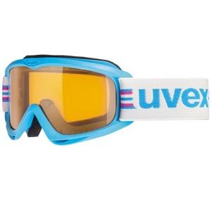 Lyžařské brýle Uvex WIZZARD DL, black double lens/lasergold lite (2422), Uvex