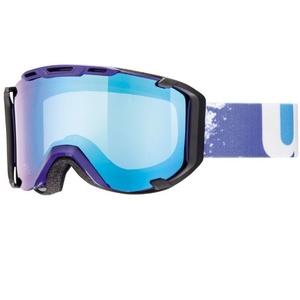 Lyžařské brýle Uvex SNOWSTRIKE VM, indigo/variomatic/litemirror blue (4023), Uvex