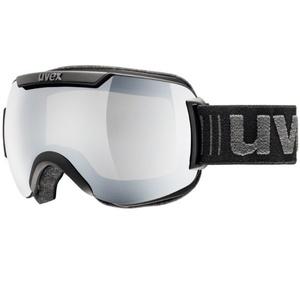 Lyžařské brýle Uvex DOWNHILL 2000, black double lens/litemirror silver (0326), Uvex