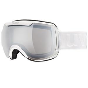 Lyžařské brýle Uvex DOWNHILL 2000, white double lens/litemirror silver (1826), Uvex