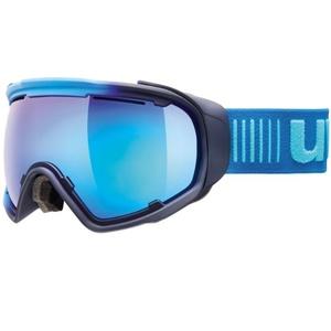 Lyžařské brýle Uvex JAKK SPHERE, ice-navy mat/mirror blue (4026), Uvex